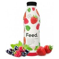 FEED Boisson Repas Complet Fruits Rouges 650kcal 750ml