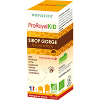 PHYTOCEUTIC ProRoyalKid Sirop Gorge 100ml