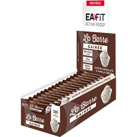 EAFIT La Barre Gainer Chocolate & Vanilla Cream 16 barres x 90g