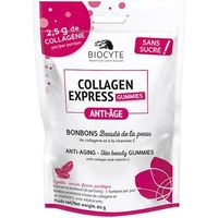 BIOCYTE Collagen Express Gummies 80g