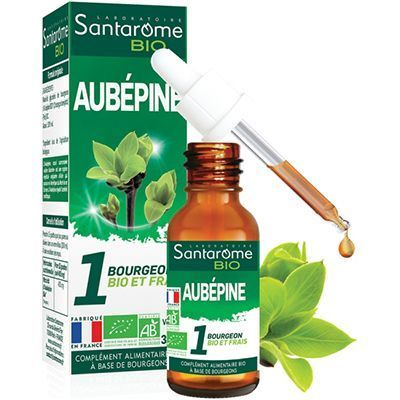 SANTAROME BIO Aubépine 30ml