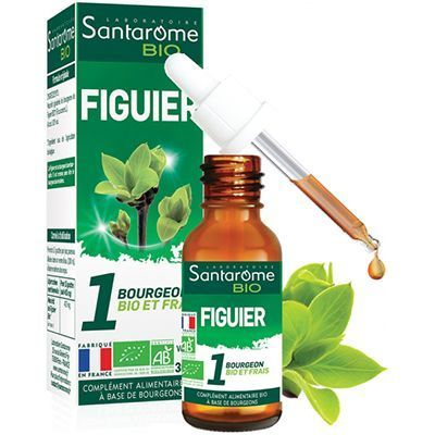 SANTAROME BIO Figuier 30ml
