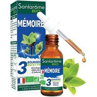 SANTAROME BIO Mémoire 30ml