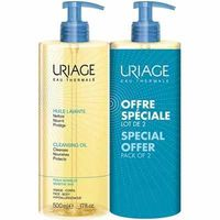 URIAGE Xémose Huile Lavante Lot de 2x500ml