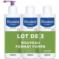 MUSTELA Liniment Lot de 3x400ml