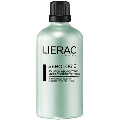 LIERAC Sébologie Solution Kératolytique 100 ml