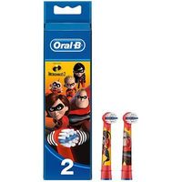 ORAL-B Brossettes pour Brosse à Dents Indestructibles 2 - Lot de 2