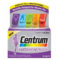 CENTRUM Women 50+ 30 comprimés