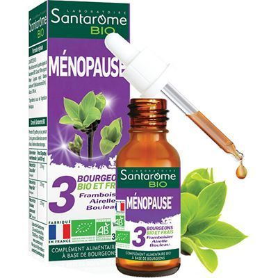 SANTAROME BIO Ménopause 30ml
