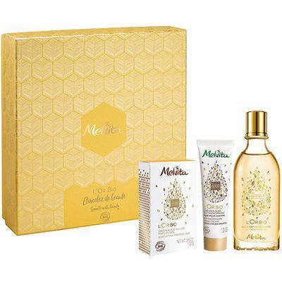 MELVITA Coffret L'Or Bio