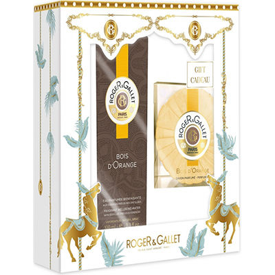 ROGER & GALLET Coffret Bois d'Orange 100ml