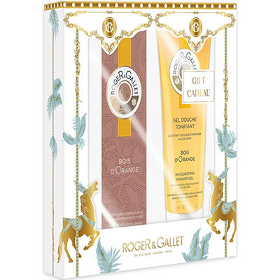 ROGER & GALLET Coffret Bois d'Orange 30ml