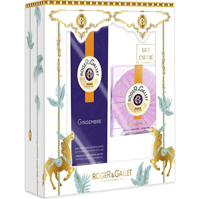 ROGER & GALLET Coffret Gingembre 100ml