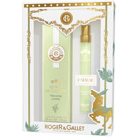 ROGER & GALLET Coffret Verveine Utopie 30ml