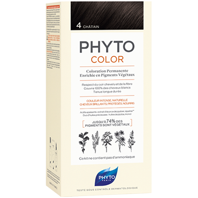 PHYTO Phytocolor 4 Châtain