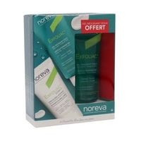 NOREVA Exfoliac Global 6 Soin 30ml + Gel Moussant 100ml OFFERT