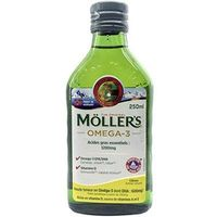 MOLLER'S Omega 3 Citron 250ml