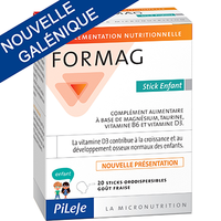 PILEJE Formag Enfant 20 sticks