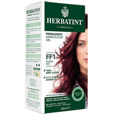 HERBATINT Coloration Rouge Henné FF1