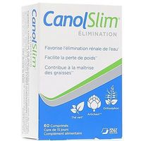CANOLSLIM Elimination 60 comprimés
