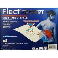 FLECT'EXPERT Patch Chaud Froid x5