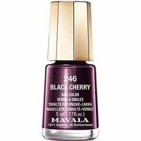 MAVALA Vernis à Ongles Black Cherry 246