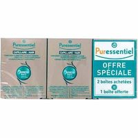 PURESSENTIEL Fortifiant Cheveux & Ongles Lot 3x30 capsules