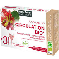 NAT & FORM Circulation Bio Ampoules Bio