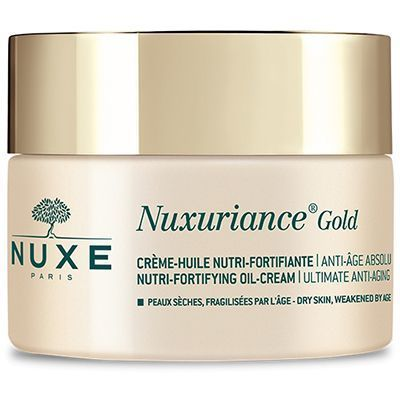 NUXE Nuxuriance Gold Crème-Huile Nutri-Fortifiante 50ml
