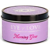 EYE OF LOVE Bougie Massage Phéromones Morning Glow