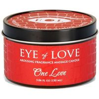 EYE OF LOVE Bougie Massage Phéromones One Love