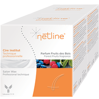 NETLINE Cire Institut Fruits des Bois 2x250ml
