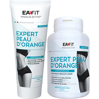 EAFIT Expert Peau d'Orange Lot Gel 200ml + 60 gélules