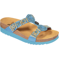 SCHOLL NEW BOGOTA WEDGE Turquoise Pointure 41