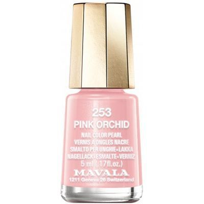 MAVALA Vernis à Ongles Pink Orchid 253