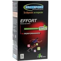 NUTERGIA Ergysport Effort Menthe 6 sticks