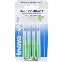 INAVA Mono Compact Très Large 2,2mm - 4  Brossettes Interdentaires