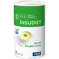 PILEJE Insudiet Velouté Poulet Curry 10 portions