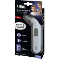 BRAUN ThermoScan Compact Thermomètre Auriculaire