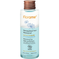 FLORAME Démaquillant Yeux Waterproof Bio 110ml