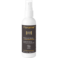 FLORAME Homme Déodorant Spray Bio 100ml