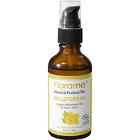 FLORAME Macérât Huileux Bio Millepertuis 50ml