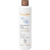 FLORAME Lotion Tonique Visage Bio 200ml
