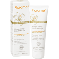 FLORAME Lys Perfection Masque Visage Liftant Anti-Age Bio 75ml