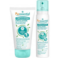 PURESSENTIEL Circulation Gel 125ml + Spray 100ml