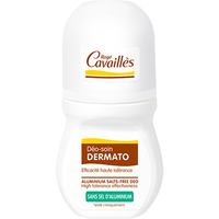 ROGE CAVAILLES Déodorant Dermato Anti-Odeurs 48h Roll-on 50ml