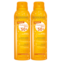 BIODERMA Photoderm Max SPF50+ Brume Solaire Lot de 2x150ml
