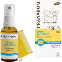 PRANAROM Aromapoux Spray Anti-Poux Bio 30ml