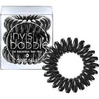 INVISIBOBBLE Original True Black Lot de 3 élastiques