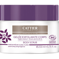 CATTIER Gelée Exfoliante Corps Bio 200ml